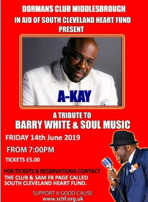 A Tribute to Barry White and Soul Music