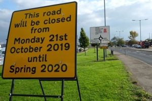 Businesses Remain Open While A66 Works Continue