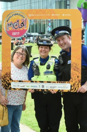 Record Breaking Crowds for 2017 Middlesbrough Mela