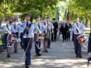 Battle of Britain Commemoration in Middlesbrough