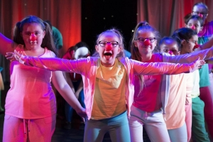 Curtain Call for Young Peter Pans at the Town Hall