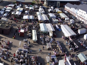 North Ormesby Market Closed as Part of Covid-19 Drive