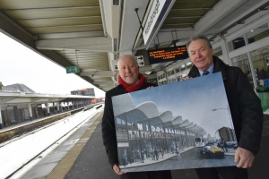Middlesbrough Rail Station Masterplan Unveiled