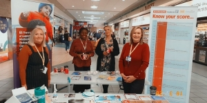 No Smoking Day Spreads Quit Message in Middlesbrough