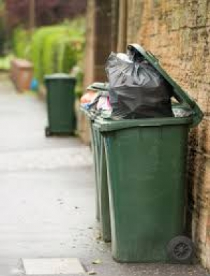 Bonfire Night Bin Collection Advice Offered