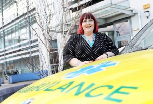 Meet the new woman in charge of the region's 999 and 111 calls