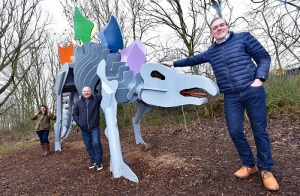 Roarsome Middlesbrough Park to Become Landmark