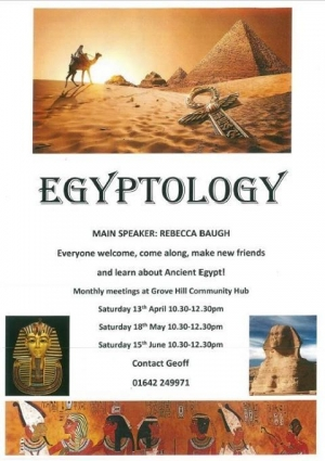 Discover Ancient Egypt in Grove Hill