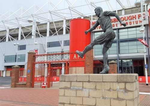Memories of Boro Legend Wilf Mannion Wanted for New Project