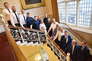 Award Nomination For Team Who Have Helped Thousands