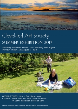 Cleveland Art Society Summer Exhibition 2017