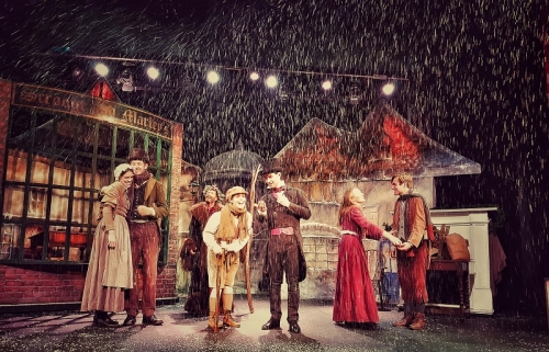 A Christmas Carol at Middlesbrough Theatre