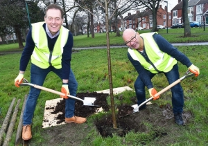 Fund Boosts Middlesbrough's Tree Planting Target