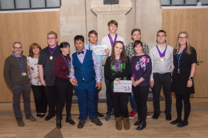 Awards for Inspirational Young People