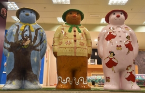 Magical Snowman Trail Arrives in Middlesbrough