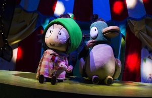 BAFTA Winning Duo Sarah & Duck Head to Middlesbrough Theatre